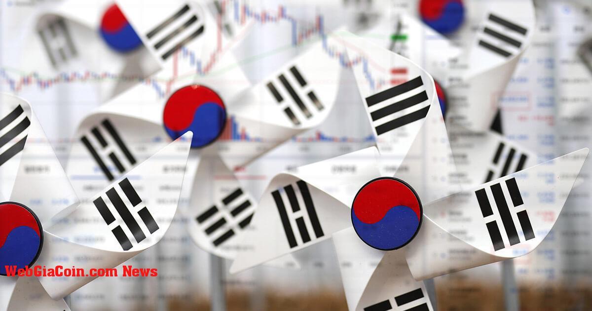 42 altcoin đối mặt với khủng hoảng khi Hàn Quốc đóng cửa 75% tất cả các nền tảng giao dịch tiền điện tử của mình