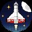 Biểu tượng logo của Rocket Moon GO