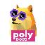 Biểu tượng logo của PolyDoge