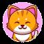 Biểu tượng logo của Kitten Token