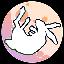 Biểu tượng logo của MoonRabbit