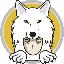 Biểu tượng logo của Saitama Inu