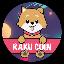 Biểu tượng logo của Raku Coin