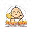 Biểu tượng logo của Babybnb