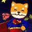 Biểu tượng logo của Super Floki