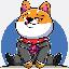 Biểu tượng logo của BABY DOGE INU