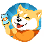 Biểu tượng logo của Phat Doge Givings