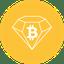Biểu tượng logo của Bitcoin Diamond