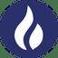 Biểu tượng logo của Huobi Token