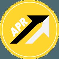 Biểu tượng logo của APR Coin