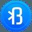 Biểu tượng logo của BlueCoin