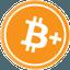 Biểu tượng logo của Bitcoin Plus