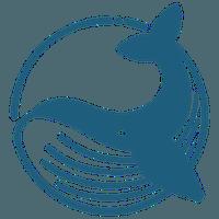 Biểu tượng logo của Blue Whale EXchange