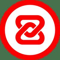 Biểu tượng logo của ZB Token