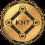 Biểu tượng logo của Knekted