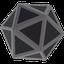 Biểu tượng logo của Kleros