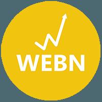 Biểu tượng logo của WEBN token