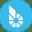 Biểu tượng logo của BitShares