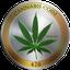 Biểu tượng logo của CannabisCoin