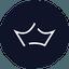 Biểu tượng logo của Crown