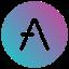 Biểu tượng logo của Aave