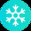 Biểu tượng logo của SnowSwap