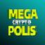 Biểu tượng logo của MegaCryptoPolis