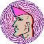 Biểu tượng logo của Stacy