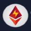 Biểu tượng logo của Ethereum Lightning