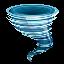 Biểu tượng logo của Tornado