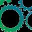 Biểu tượng logo của Delphi Chain Link