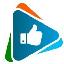 Biểu tượng logo của PlayAndLike