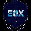 Biểu tượng logo của EOX