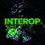 Biểu tượng logo của Interop