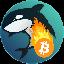 Biểu tượng logo của MetaWhale BTC