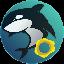 Biểu tượng logo của Metawhale Gold