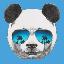 Biểu tượng logo của Panda Dao