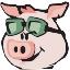 Biểu tượng logo của Pig Finance