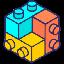 Biểu tượng logo của Brickchain Finance