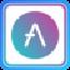 Biểu tượng logo của Matic Aave Interest Bearing AAVE