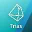 Biểu tượng logo của Trias Token (new)
