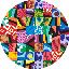 Biểu tượng logo của AlgoPainter