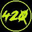 Biểu tượng logo của 420x