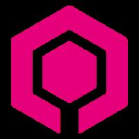 Biểu tượng logo của Pinknode