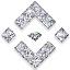 Biểu tượng logo của BNB Diamond