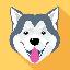 Biểu tượng logo của Alaska Inu