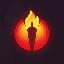 Biểu tượng logo của Burn1 Coin