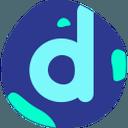 Biểu tượng logo của district0x