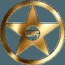 Biểu tượng logo của HollyWoodCoin