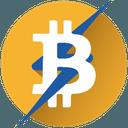 Biểu tượng logo của Lightning Bitcoin